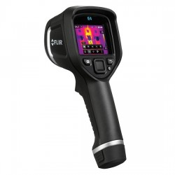 FLIR Systems - E4 WIFI - FLIR E4 Compact Thermal Imaging Camera with MSX Enhancement (4, 800 Pixels)