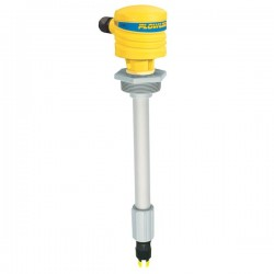 Flowline - AU13-4223 - Flowline AU13-4223 Single-point switch; sensor, ultrasonic; wetted parts, PP; 120/240V