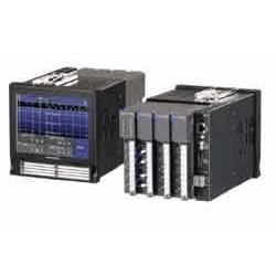 M-System - 73VR2104-E-M2 - M-System 73VR2104-E-M2 Paperless Recorder, 4-Point/DCmA/DCV/TC/RTD; 85-250VAC