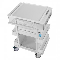 TrippNT - 51463 - TrippNT Element 01 All Purpose Laboratory Cart