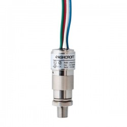 Ashcroft - APAN41H012LS02200#-NSR - Ashcroft Pressure Switch, Stainless Steel, 0 to 200 PSI; 1/4 NPT(M)