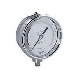Wika Instruments - 4220064 - Wika 332.54 4 4 High-Precision Test Gauge, 0 to 160 psi