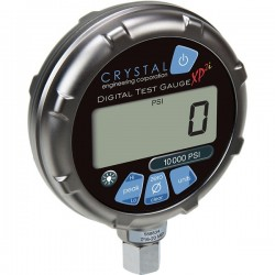 Digital Pressure and Vacuum Gauges
