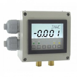 Dwyer Instruments - DHII-006 - Dwyer DHII-006 Digihelic Differential Pressure Controller, 5 WC