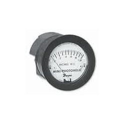 Dwyer Instruments - MP-010 - Dwyer MP-010 Mini Photohelic Diff Press Gau 0-10 Inh20
