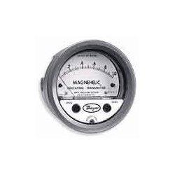 Dwyer Instruments - 605-6 - Dwyer 605-6 Prs.Transmtr 0/6.0inWC Magnehelic Dfr Pressure Transmitter