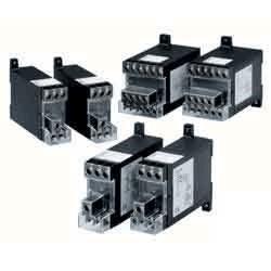 M-System - LTWT-215A0-R/T 0-100W - M-System B6U-B-3111/S Watt Transducer; Single/110VAC/5A/4-20mA/24VDC