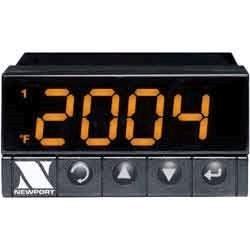 Newport Electronics - I844 - Newport I8 Temp/Process Controller; 2 Pulsed 10VDC/20mA for SSR