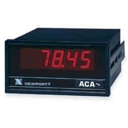 Newport Electronics - Q2040-DCR73 - Newport QUANTA AC Ave Volt Signal Input Indicator; 4-20mA/5A=2000