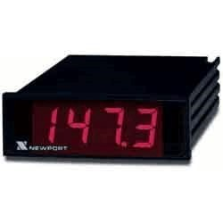 Newport Electronics - 205-PA1,R,C0 - Newport 205 Compact Process Meter, 4-20 mA, Red, 115 VAC