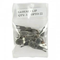 Opto 22 - G4 FUSE CLIP - Opto 22 G4 FUSE CLIP I/O Module Retaining Fuse Clips; 10/Pk