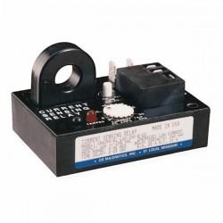 CR Magnetics - CR5395EH24D110XCDELRI - CR Magnetics CR5395EH24D110XCDELRI Dc Sensing Relay, 24 VDC, Trip Range 1-10 A DC