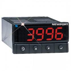 Newport Electronics - I16D33 - Newport I16 1/16 Din Temp/Process Meter Dual Display 2 Relay Form C Spdt 3A At 120Vac