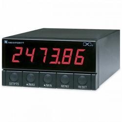 Newport Electronics - INFS-0000-DC1 - Newport INFS-0000-DC1 Strain Controller, 0-100 mV in, 4 NPN, 115 VAC