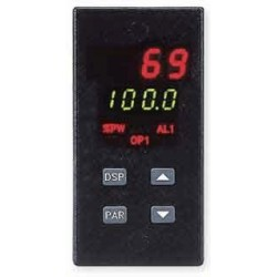 Red Lion Controls - PCU11004 - Red Lion PCU11004 1/8 Din Process Control Unit Analog Alarm And Rs-485 Output