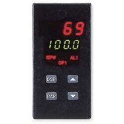 Red Lion Controls - PCU11108 - Red Lion PCU11108 1/8 Din Process Control Unit Remote Setpoint 4/20 Analog And Alarm