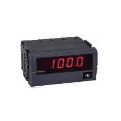 Simpson Electric - F35-1-34-0 - Simpson F35-1-34-0 Panel Meter, 200 VAC/No Outputs/120 VAC