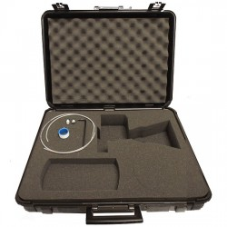 Martel Electronics - 1010055 - Martel 1010055 Accessory Kit for MECP500 includes carrying case, test hose and fittings