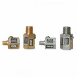 Mid-West Instrument - 150-BO-00 - Mid-West Instrument 150-BO-00 Pulsation Dampener, 1/4Mx1/4F, 3000 psi, Buna-N