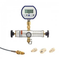Ralston Instruments - DPPV-2FBA - Ralston Instruments DPPV-2FBA Pressure/vacuum Handpump Dppv-2fba