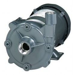 AMT Pump - 5493-98 - AMT 5493-98 High-Flow 316 SS Straight Centrifugal Pump; 129 GPM/68 ft, 230/460V