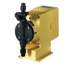 LMI - W2T458030 - LMI B122-398 SI Manual control solenoid diaphragm metering pump, 2.5 GPH, 230 VAC