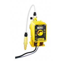 LMI - W2T459384 - LMI B922-398SI Digital Remote-Control Solenoid-Diaphragm Metering Pump, 2.5 GPH, 230 VAC