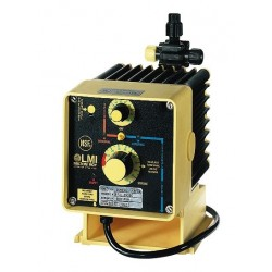 LMI - A742-818SI - LMI AA772-358SI Solenoid Diaphragm Pump, remote control, 0.42 GPH, 230 VAC