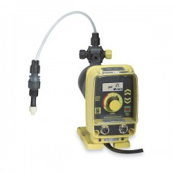 LMI - W2T535757 - LMI AA971-358SI Digital Remote-Control Solenoid-Diaphragm Metering Pump, 0.42 GPH, 115 VAC