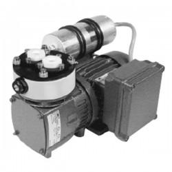 KNF - N726 FT.29E ATEX - KNF N726 FT.29E ATEX ATEX Explosion-Proof Vacuum Pump, PTFE; 0.46cfm/26Hg-21.8psi/115V