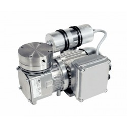 KNF - N026 ST.9E ATEX - KNF N026 ST.9E ATEX ATEX Explosion-Proof Vacuum Pump, SS/PTFE; 0.53cfm/27Hg-36.3psi/115V
