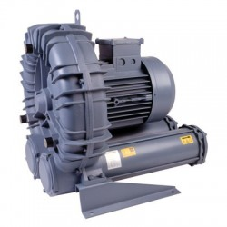FPZ - SCL-K03-MS-.75-3 - FPZ SCL-K03 Regenerative Blowers, 49 cfm (1387 L/min), 230/460 VAC, 3 Ph