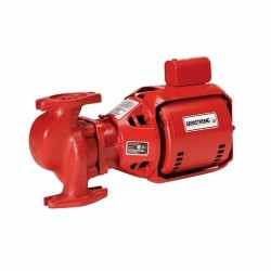 Armstrong International - 174037-113 - Armstrong Pumps Armstrong Inline Bronze Centrifugal Pump Circulator, 80 GPM/17 ft, 115V