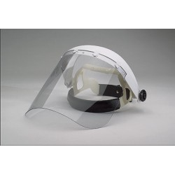 Sellstrom - 32140 - Sellstrom 32140 Laboratory faceshield, single crown w/acetate shield