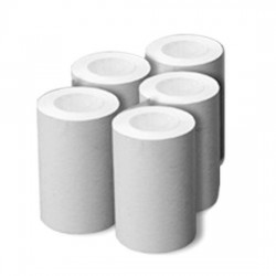 Bacharach - 0024-1310 - Bacharach 0024-1310 Printer Paper for IrDA Printer, 5 rolls/pack