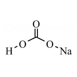 Acros Organics - AC123360010 - Acros Organics AC123360010 Sodium bicarbonate c.p. (1kg)