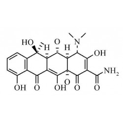Acros Organics - Ac123841000 - Oxytetracycline Dihydrat 100gr Oxytetracycline Dihydrat 100gr (each (100g/mol))