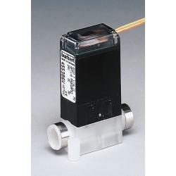 Burkert Fluid Control Systems - 455 152 S - Burkert 455 152 S Three-Way Micro Solenoid Rocker Valve, 3/32 Hose Barb