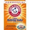 Church & Dwight - 3320084104 - Arm & Hammer Pure Baking Soda - 16 oz (1 lb) - 24 / Carton - White