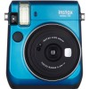 Fujifilm - 16496081 - Fujifilm Instax Mini 70 Instant Film Camera - Instant Film - Island Blue