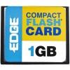 Edge Tech - PE188993 - EDGE Tech 1GB Digital Media CompactFlash Card - 1 GB