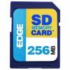 Edge Tech - PE189402 - EDGE Tech 256MB Digital Media Secure Digital Card - 256 MB