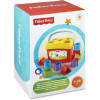 Fisher-Price - K7167 - Fisher-Price Baby's First Blocks - Ten Colorful Shape Blocks - Big Bucket with Easy Carry Handle for Easy Take Along cks