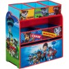 Delta Children - TB84998PW - Delta Children PAW Patrol Multi-Bin Toy Organizer - Toy Storage - Kids Room - Adds Character to Any Room - Room Decor