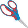 """Fiskars - 94337097J - Fiskars Lefty Kids Scissors - 5"""" Overall Length - Left - Pointed Tip - 1 Each"""