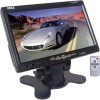 Pyle / Pyle-Pro - PLHR77 - 7-Inch Widescreen TFT/LCD Video Monitor with Headrest Shroud