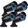 Night Owl Optics - CAM-4PK-AHD7 - Night Owl CAM-AHD7 1 Megapixel Surveillance Camera - 4 Pack - Color - 100 ft Night Vision - 3.60 mm - Cable - Bullet