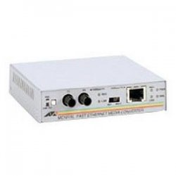 Allied Telesis - AT-MC101XL-30 - Allied Telesis Fast Ethernet Media Converter - 1 x RJ-45 , 1 x ST - 100Base-TX, 100Base-FX