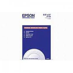 "Epson - S041378 - Epson Photo Paper - 13"" x 32 ft - 260 g/m² Grammage - High Gloss - 92 Brightness - 1 / Roll"