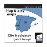 Garmin - 010-10691-02 - Garmin City Navigator NT, Spain & Portugal Digital Map - Europe - Spain, Portugal